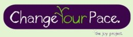 Change Your Pace 5k Walk Logo