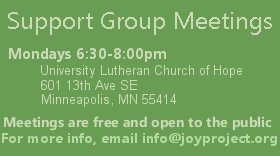 Free Eating Disorder Support Group Meetings in St Paul and Minneapolis