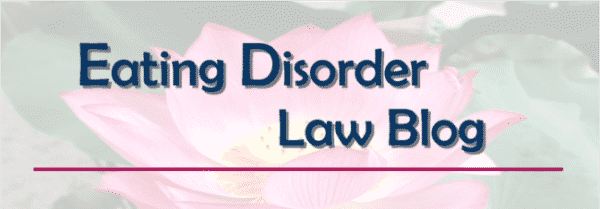 Eating Disorder Law Blog