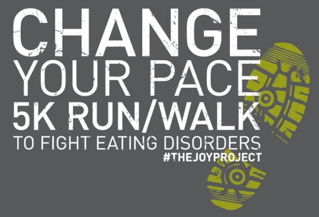 Change Your Pace to fight eating disorders